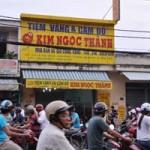 Tin tức trong ngày - Dùng gạch tấn công, cướp tiệm vàng giữa Sài Gòn