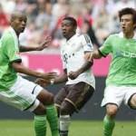 Bóng đá - Bayern - Wolfsburg: Kéo dài ngày vui