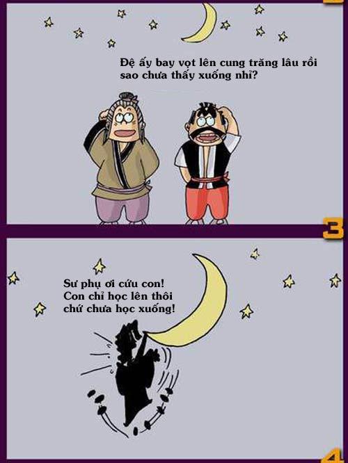 Truyện chưởng hài: Kung fu cua gái - 2