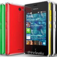 Nokia Asha 502 giá rẻ sắp ra mắt