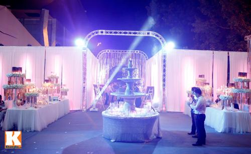 Ngọc Thạch gây sốc với đám cưới tiền tỷ - 2