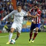 Bóng đá - Real - Atletico: Bật tung cảm xúc