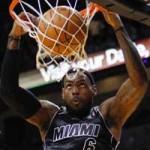 Thể thao - Những cú úp rổ kinh điển của LeBron James