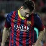 Bóng đá - HOT: Messi khả năng lỡ trận gặp Celtic