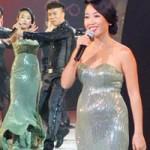 Ca nhạc - MTV - Đoan Trang bầu bí vẫn nhảy giày cao gót