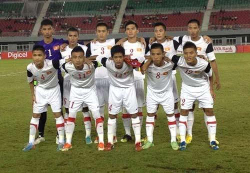 Thắng đậm U16 Philippines, U16 VN vẫn bị loại - 1