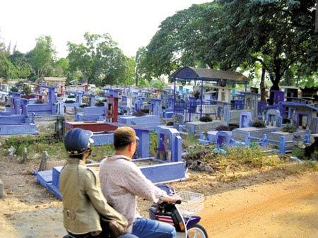 Chuyện ám ảnh ở nghĩa trang lớn nhất Sài Gòn - 1
