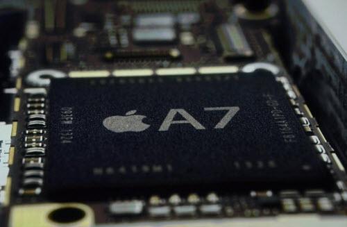 Apple giảm mạnh đặt hàng chipset từ Samsung - 1