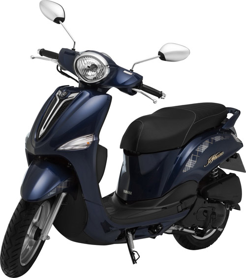Yamaha ra mắt Nozza phiên bản châu Âu - 1
