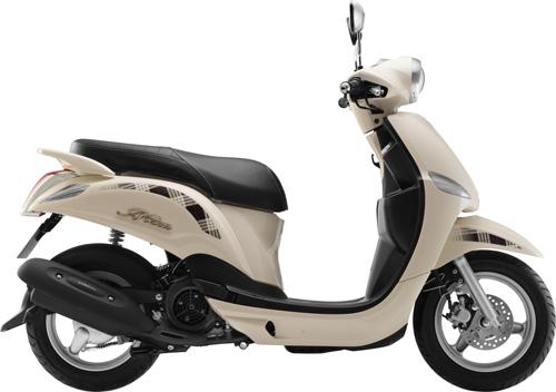 Yamaha ra mắt Nozza phiên bản châu Âu - 2