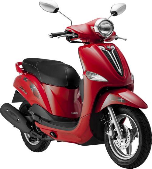 Yamaha ra mắt Nozza phiên bản châu Âu - 3