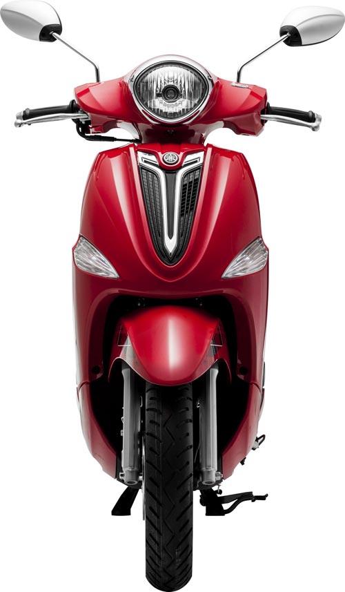 Yamaha ra mắt Nozza phiên bản châu Âu - 4