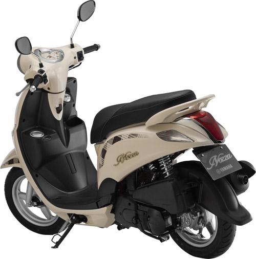 Yamaha ra mắt Nozza phiên bản châu Âu - 5