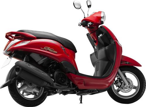 Yamaha ra mắt Nozza phiên bản châu Âu - 6