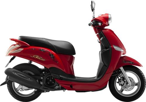 Yamaha ra mắt Nozza phiên bản châu Âu - 7