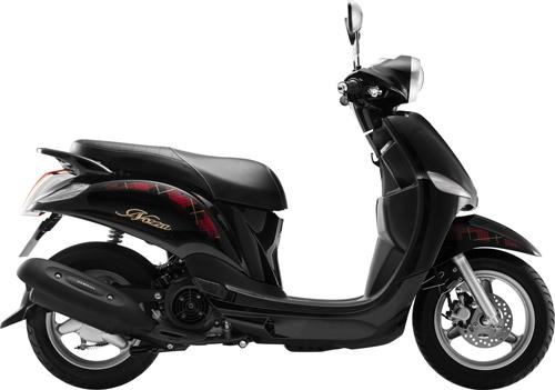 Yamaha ra mắt Nozza phiên bản châu Âu - 8