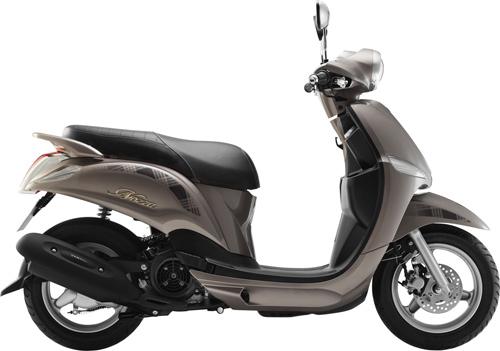 Yamaha ra mắt Nozza phiên bản châu Âu - 9