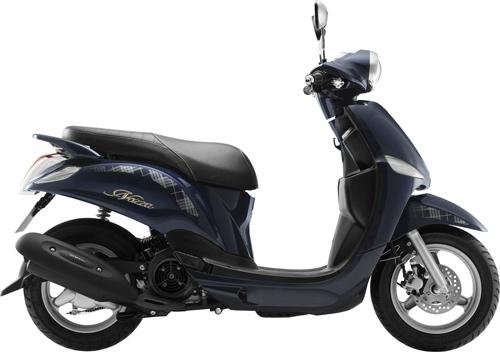 Yamaha ra mắt Nozza phiên bản châu Âu - 10
