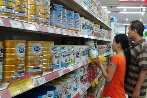 Bộ Y tế đề xuất danh mục sữa dành cho trẻ em - 1