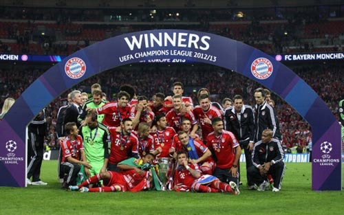 Barca: Đội bóng số 1 Champions League - 2