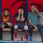 Bóng đá Tây Ban Nha - Messi chấn thương, nghỉ Champions League