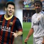 Bóng đá - Messi xuất sắc hơn các huyền thoại Real
