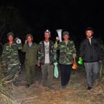 Tin tức trong ngày - Trắng đêm đốt lửa đuổi voi rừng
