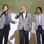 Ca nhạc - MTV - 3 chàng trai vàng Tiếng hát mãi xanh ra album