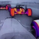 Thể thao - F1: Camera nhiệt trên chiếc xe F1