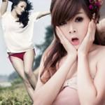 Ngôi sao điện ảnh - Cận cảnh 6 bạn gái hotgirl của sao Việt
