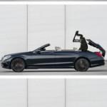 Ô tô - Xe máy - Mercedes-Benz S-Class mui trần sắp ra mắt