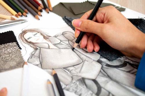 Học thiết kế thời trang: Gai nhọn ẩn giữa đường hoa! - 2