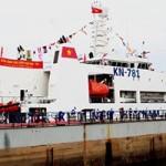 Tin tức trong ngày - Bàn giao tàu kiểm ngư hiện đại nhất Việt Nam