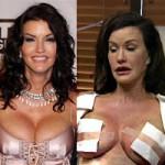 Thời trang - Cựu siêu mẫu trùng tu lại bộ ngực giả 30 tuổi