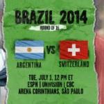 Bóng đá - TRỰC TIẾP Argentina-Thụy Sĩ: Phân định trong hiệp phụ (KT)