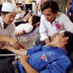 Sức khỏe đời sống - Bắt đầu hành trình vận động hiến máu xuyên Việt