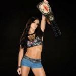 Mỹ nhân AJ Lee vô địch WWE Championship