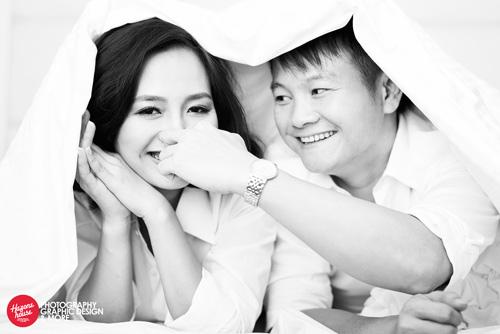Ngắm Văn Quyến chụp ảnh cưới cùng vợ xinh - 2