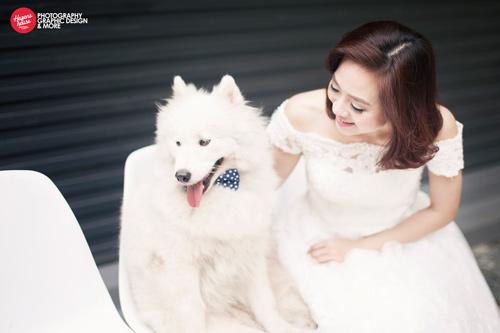 Ngắm Văn Quyến chụp ảnh cưới cùng vợ xinh - 7