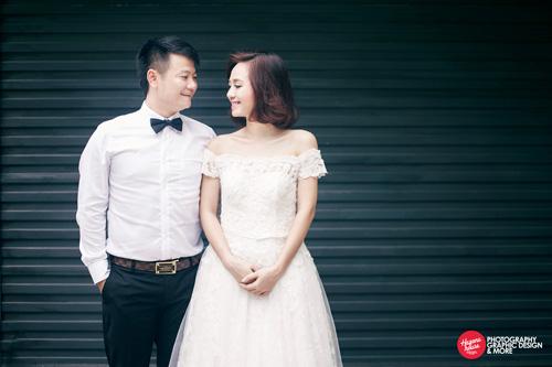 Ngắm Văn Quyến chụp ảnh cưới cùng vợ xinh - 8