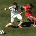 """Bóng đá - Góc 3D: Binh đoàn Thụy Sĩ khóa chặt """"điệu tango"""" của Argentina"""