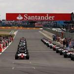 Thể thao - Lịch thi đấu F1: British GP 2014
