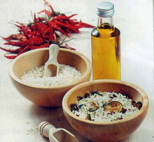 Risotto cơm ngon từ nước Ý - 1