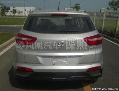 Mẫu xe Hyundai ix25 sắp ra mắt - 2