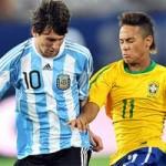 Bóng đá - Định mệnh đã chọn Brazil - Argentina cho trận CK?