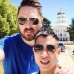 Ngôi sao điện ảnh - Thành viên nhóm The Bell kết hôn đồng giới