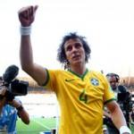 Bóng đá - Messi đừng mơ, David Luiz đang hay nhất World Cup
