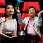 Ca nhạc - MTV - Cẩm Ly năn nỉ Lam Trường nhường thí sinh