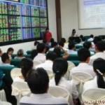 Tài chính - Bất động sản - Chứng khoán: Dòng tiền ùn ùn đổ vào sàn Hà Nội