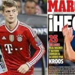 Bóng đá - Tin HOT tối 3/7: Real đạt thỏa thuận mua Kroos